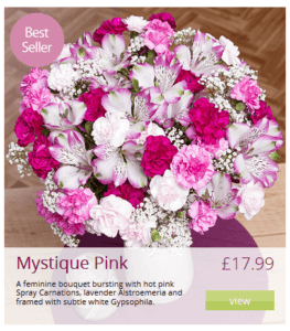 mystique-pink-bunches-flowers-by-post
